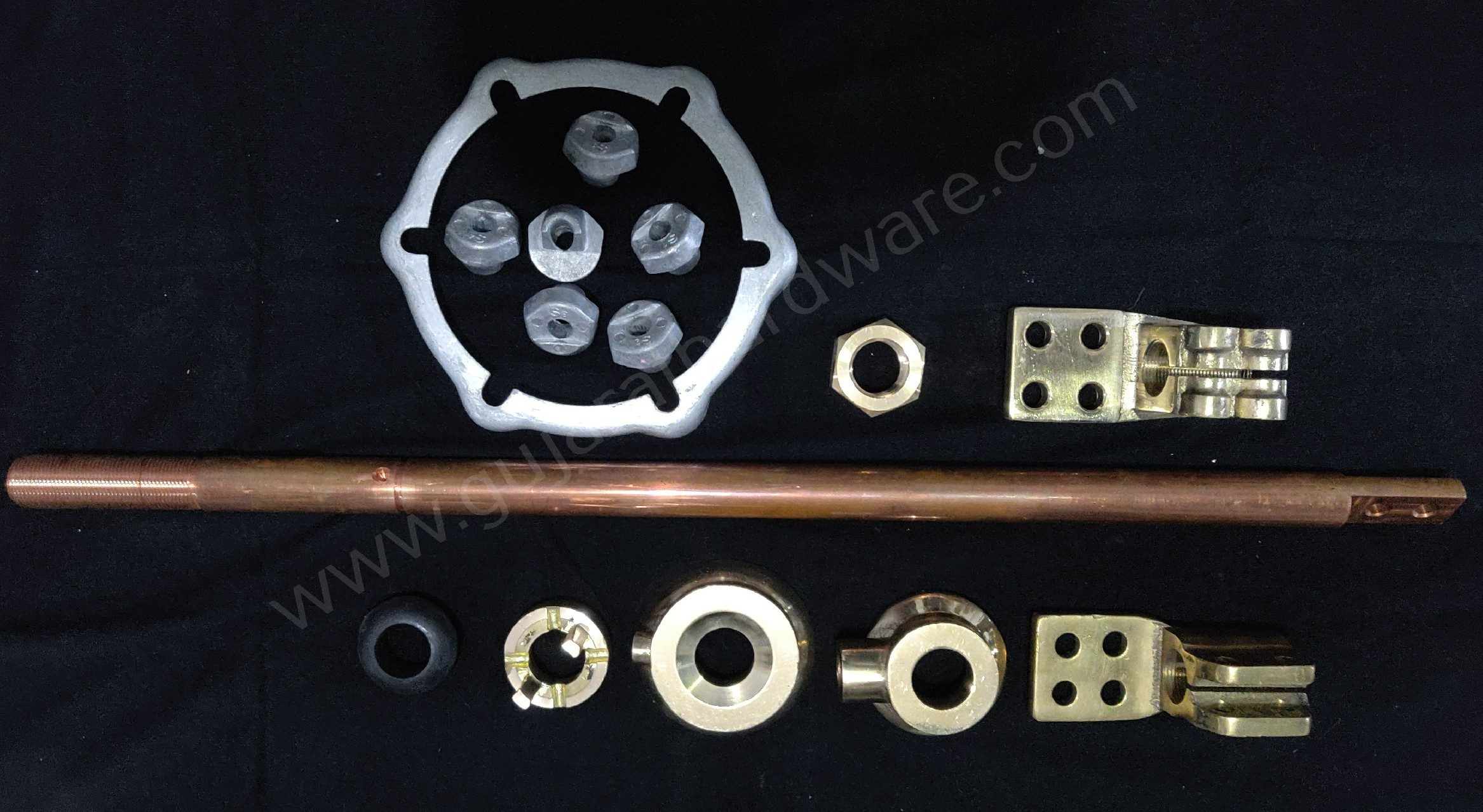 Power and Transformer Metal Bushing Parts