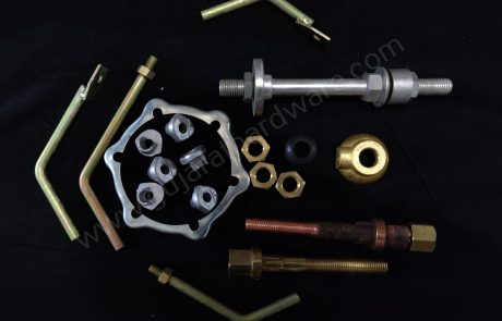 Power and Transformer Metal Bushing Parts