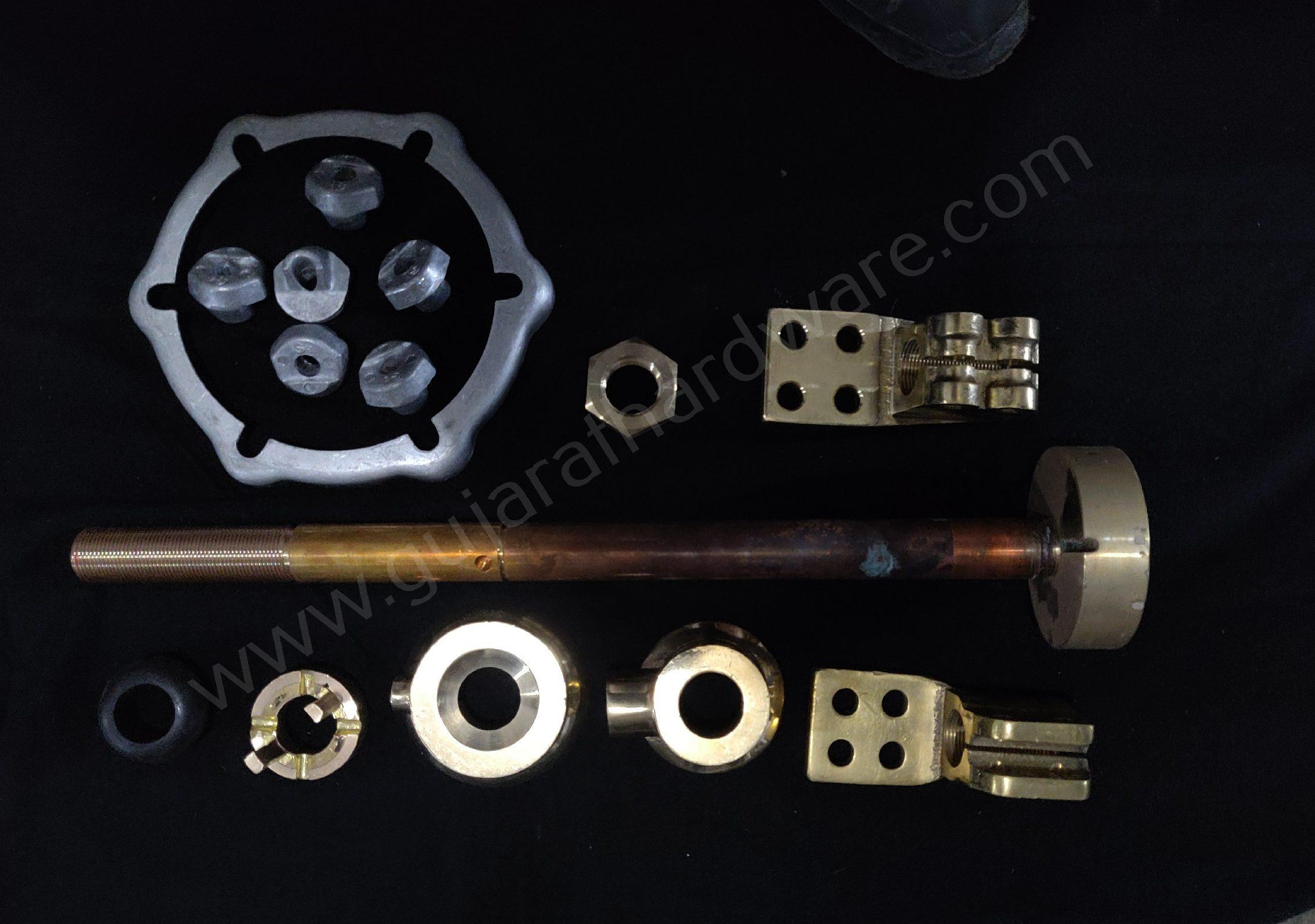 17.5 Kv – 24 -36 1000 AMPS COPPER METAL PARTS