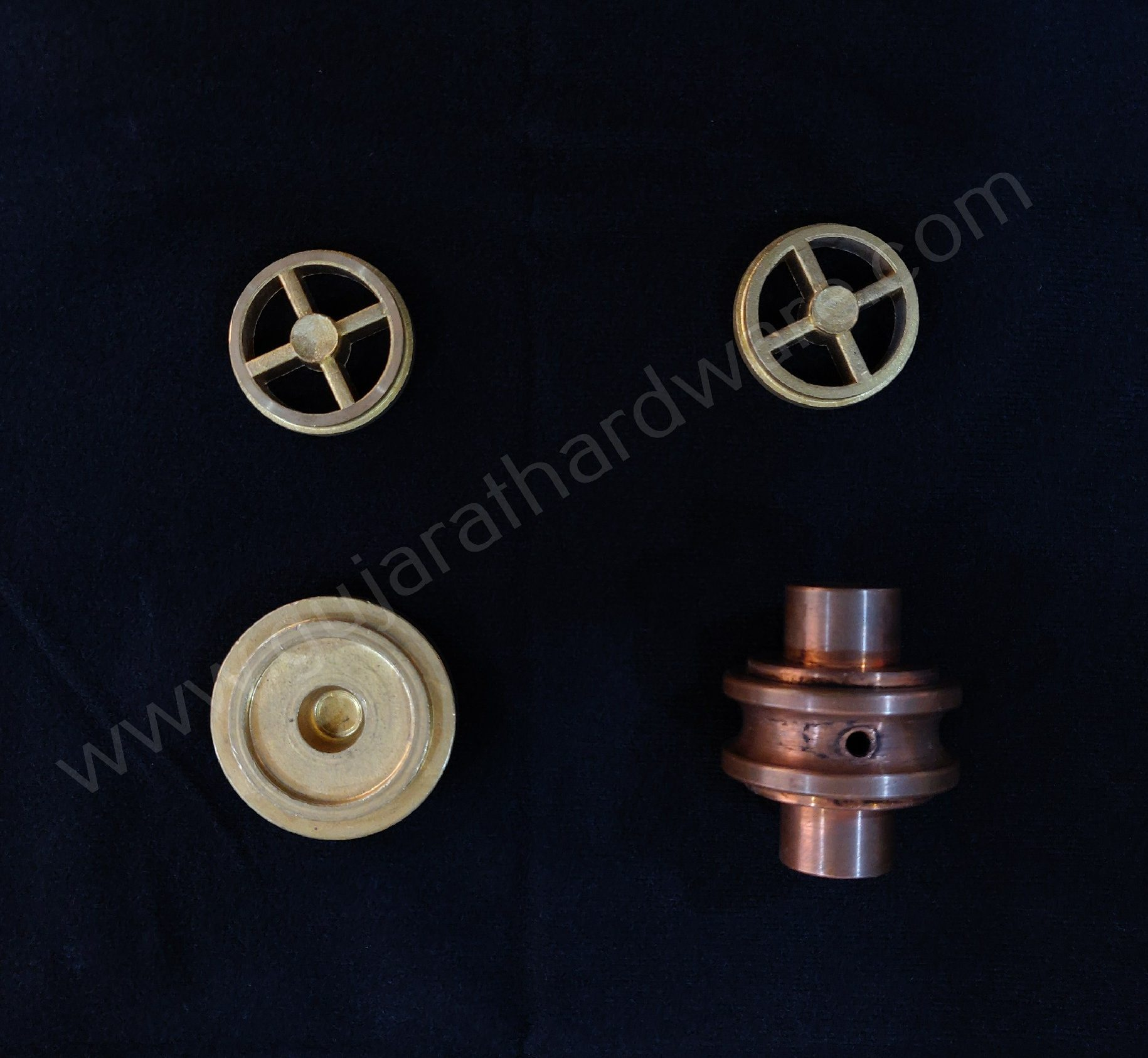 BRASS-COPPER FORGED PUMP PARTS