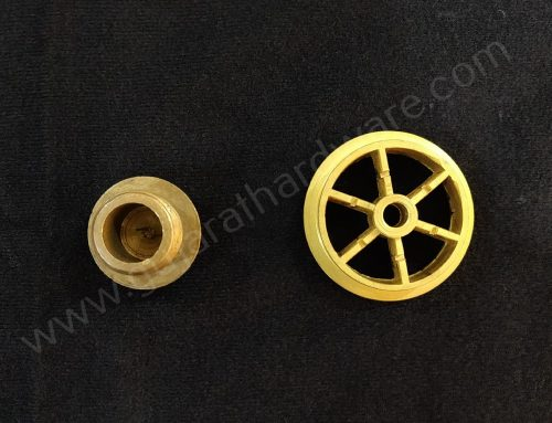 BRASS FORGED PUMP PARTS