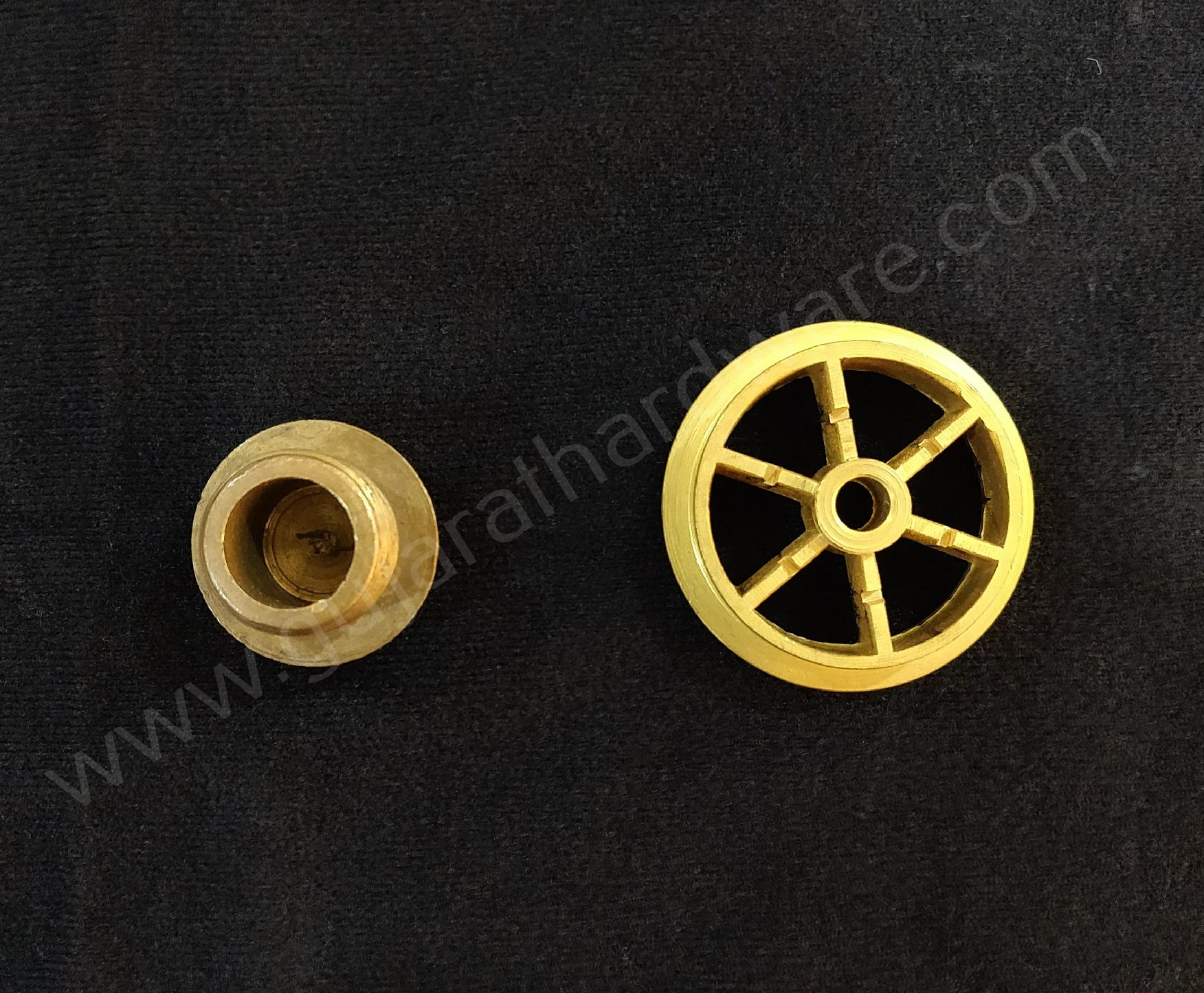 Brass Submersible Pump Parts