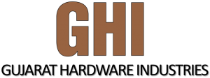 Gujarat Hardware Industries | Transformer Metal Parts and Submersible Pump Parts Logo